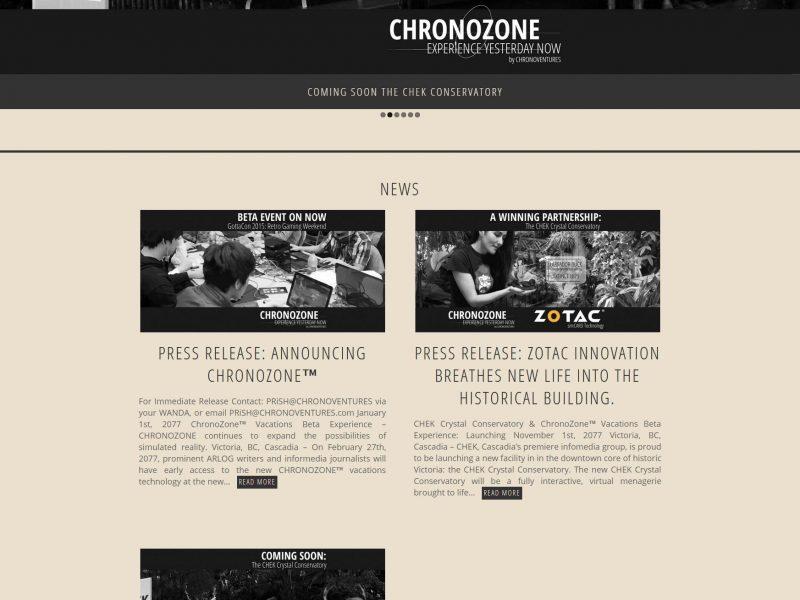 chronoventures-blog-archive