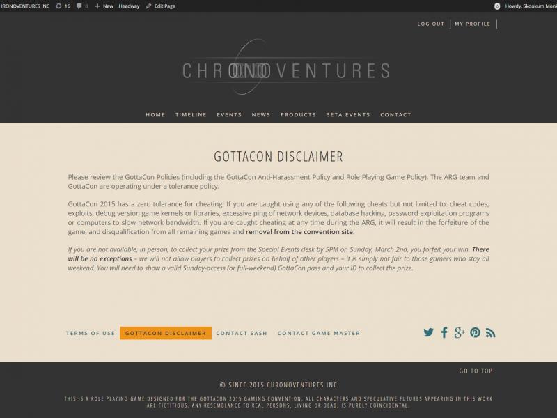 chronoventures-single-page